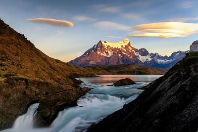 Lenticular Patagonia