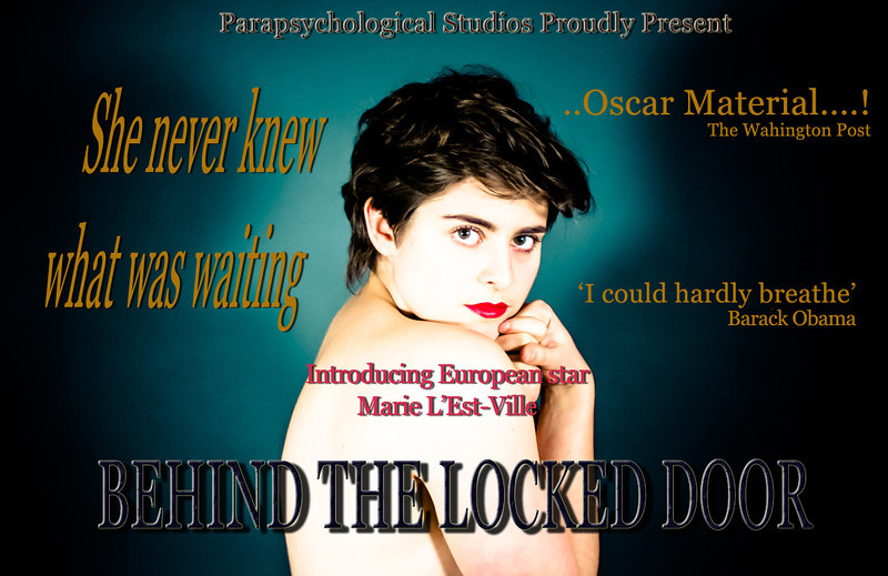 Poster: Behind The Locked Door