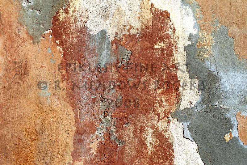 Capriccio (Monastery of Aghia Triatha Tzangarolon, Crete)<br /> © R. Meadows-Rogers, 2004