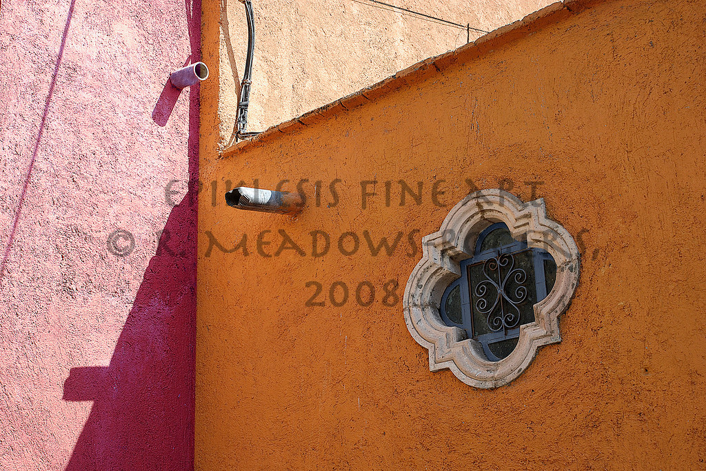 Only Cool Within (Guanajuato, Mexico)<br /> © R. Meadows-Rogers, 2007
