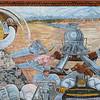Mural at Santa Fe Railyard