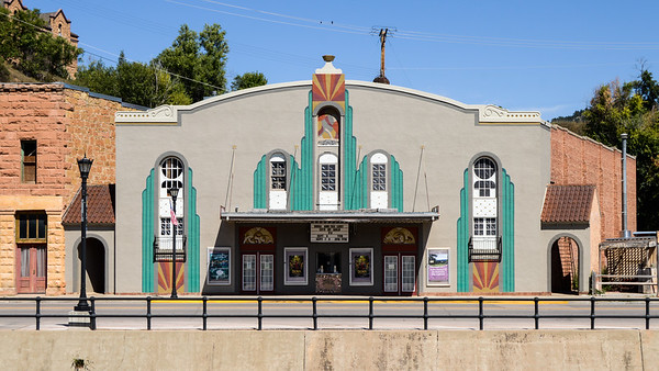 Hot Springs Theater