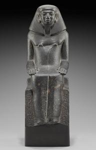 StatueAnonymousOfficialEgyptianDynasty13