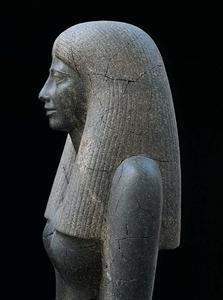 Statue of Lady Sennuwy7