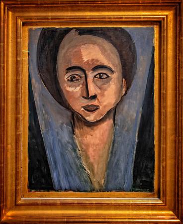 Henri Matisse 1916 - Sarah Stein
