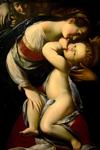 Nymph & Child