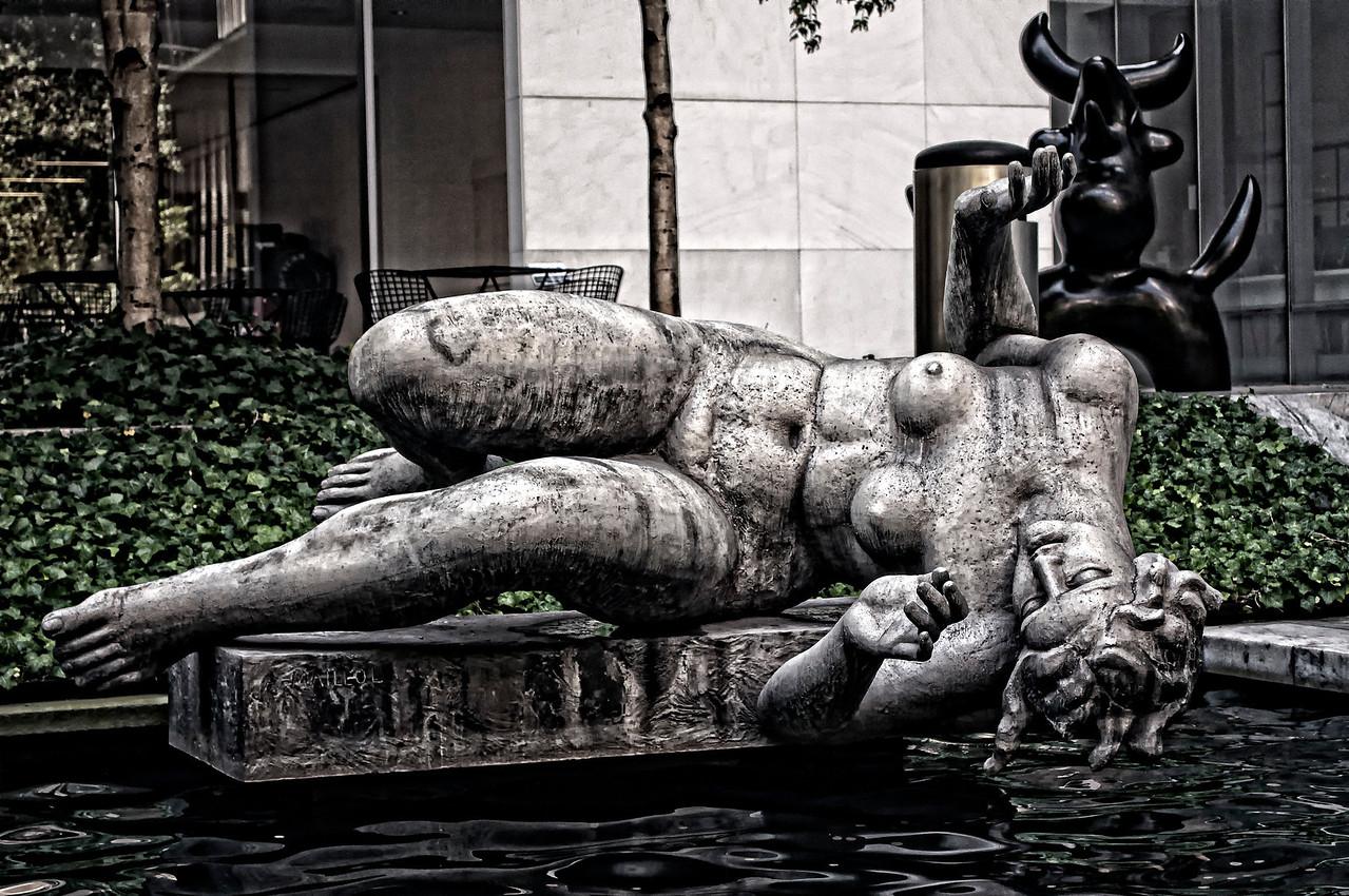 Maillol -NYC-MOMA
