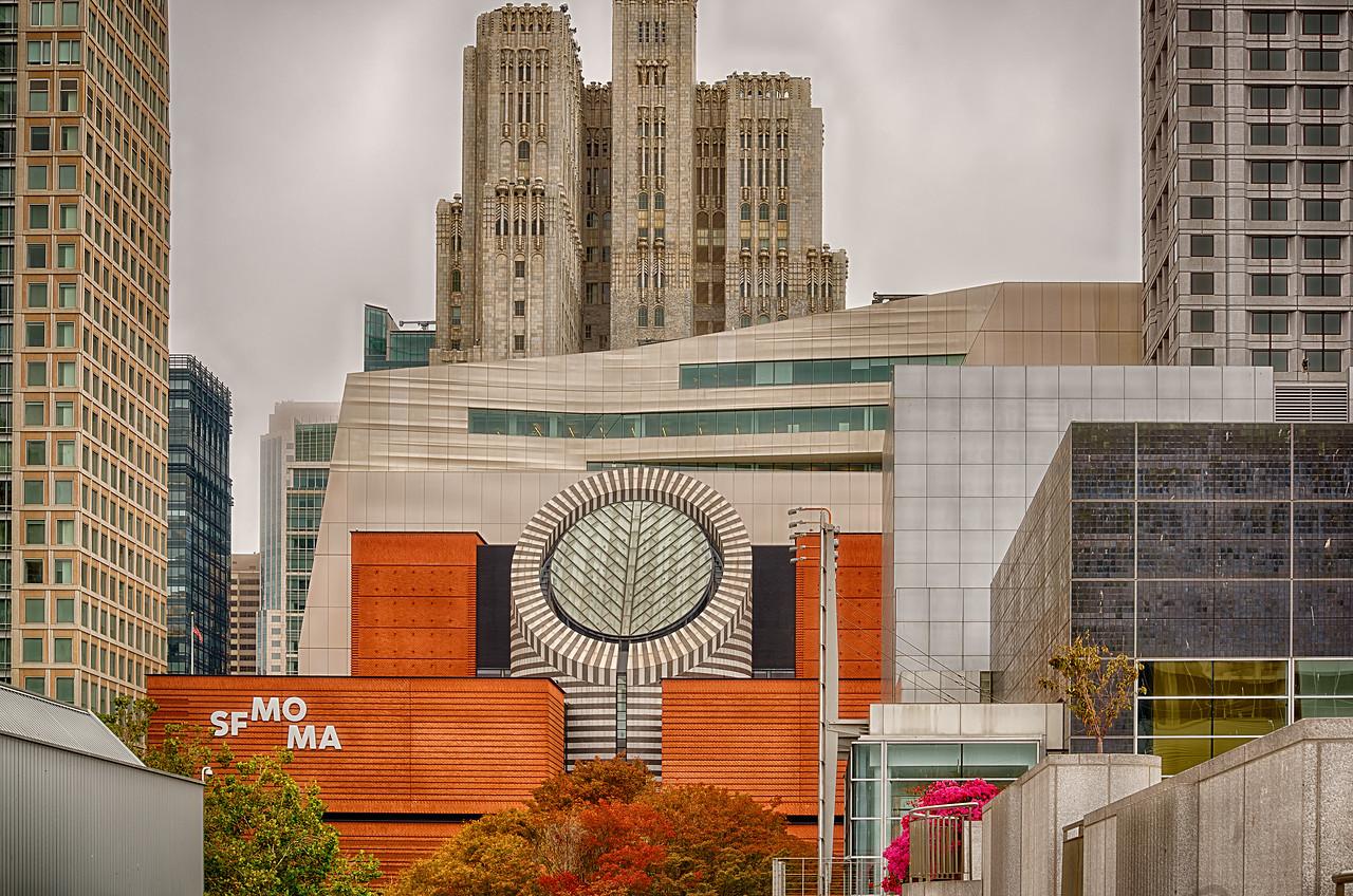SF MOMA Exterior post renovation