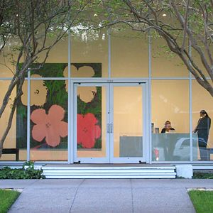 Menil Collection, Houston