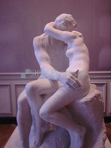 The Kiss-Rodin Museum, Paris