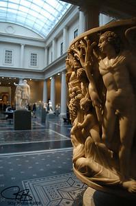 Met Greek & Roman Sculpture Court