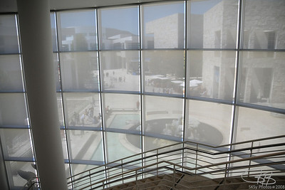 The Getty Museum, L.A.