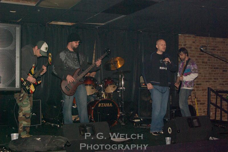Brian, Jeff, Cory, Bryan, and Chris