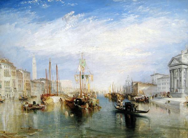 JMW Turner (1775-1851)
