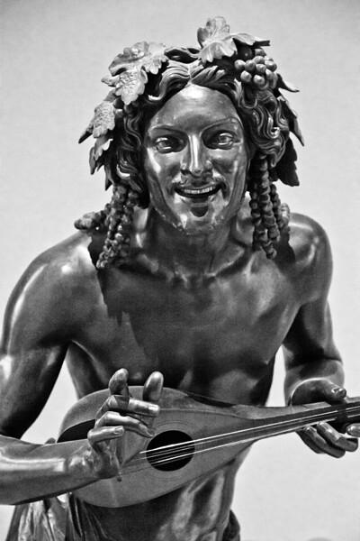 Vendangeur improvisant sur un sujet comique (Souvenir de Naples) by Francisque Joseph Duret