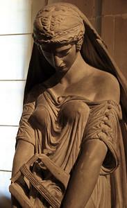 Pierre Loison : Sapho Sur Le Rocher De Leucade (1859) Musée de Blois Blois : Musée du château royal Louis XII aisle