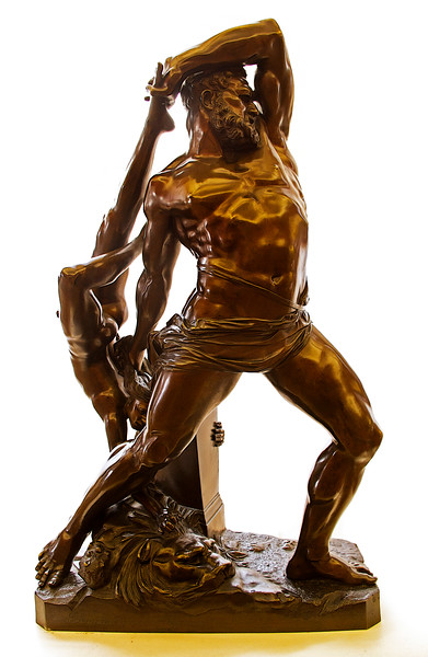 Antonio Canova : Hercule Et Lichas (1815)