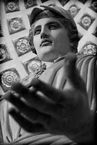 Athéna a.k.a. Pallas Velletri 1st century  marbre de Paros