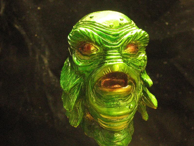 SOLD/CREATURE FROM THE BLACK LAGOON