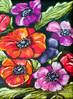 Anemones, soft pastel