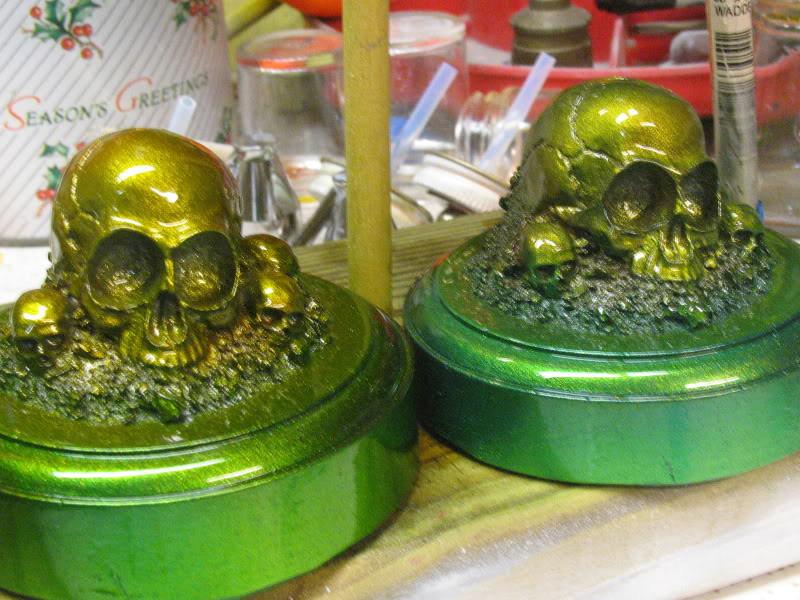 Skull bases