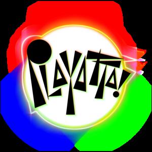 # BEST PLAYATTA LOGO with ALPHA