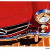 Mercedes - Pastel (Sold)
