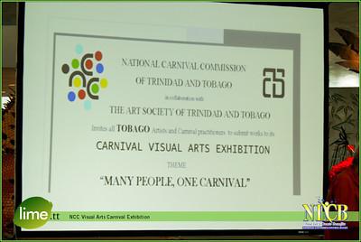 NCC Visual Arts Carnival Exhbition