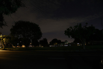 NIGHT SHOOTING can be alot of fun.  Photos taken in Montebello on Garfield and Whittier.