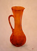 peter-orange vase-48x36 canvas