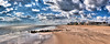 Coney Coast Line<br /> Canvas wrap available in sizes from 10x25 - 24x60