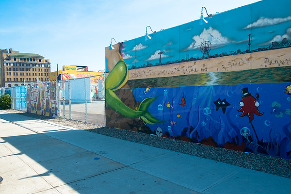 Coney Island Art Walls 2016