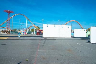 Coney Island Art Walls 2016