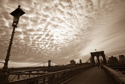 Brooklyn Bridge Scenic