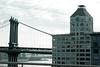 Manhattan Bridge & Watch Tower