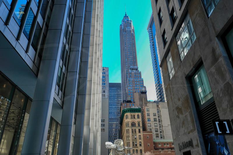 28 Liberty Street Concourse, Downtown Manhattan