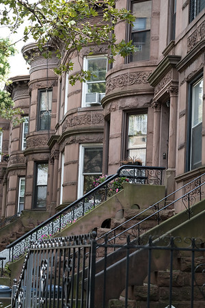 New York City Brownstones