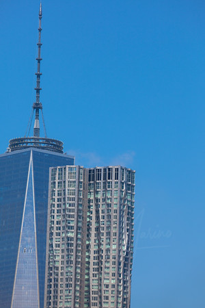 Close Up Of The Magnificent Freedom Tower | New York City