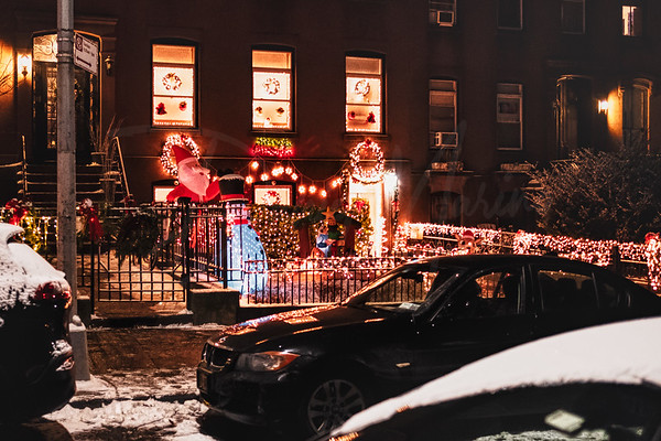 Xmas in Brooklyn