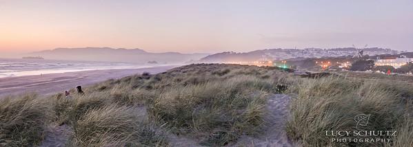 Ocean Beach Twilight