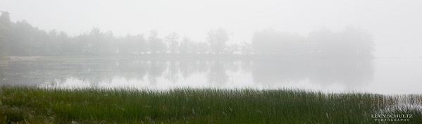 Fog and Reflection