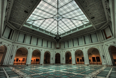 Brooklyn Museum - Great Hall