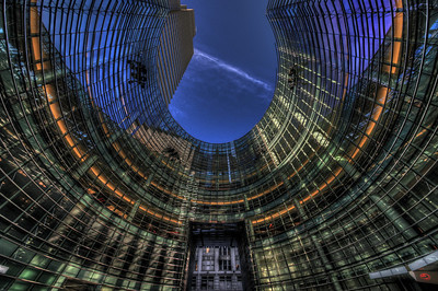 Bloomberg Tower - Atrium