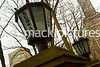 New York – January 9:  Subway Lamps on 59th Street Central Park South at Fine Art Photos.  (Photo by Steve Mack/S.D. Mack Pictures).