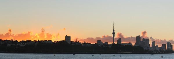 NZA-3 Auckland Skyline