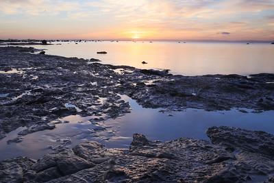 NZA-18 Mill Bay Sunrise