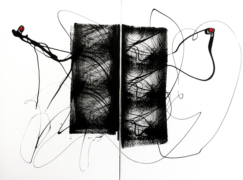 Crossover Diptych