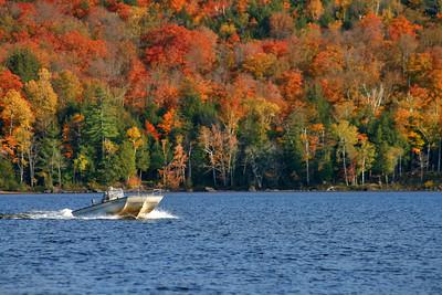 Autumn in Schroon Lake, NY.