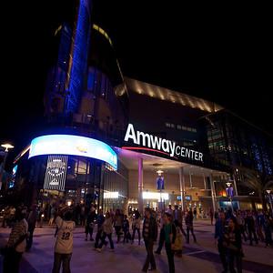 Amway Center // Orlando, FL //