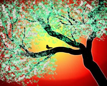 Flowering tree2